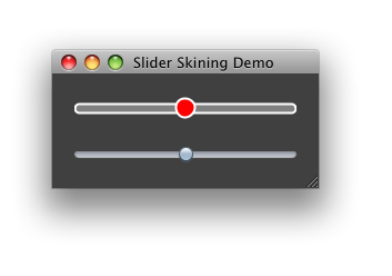 Skinning a Slider with Nimbus | Jasper Potts