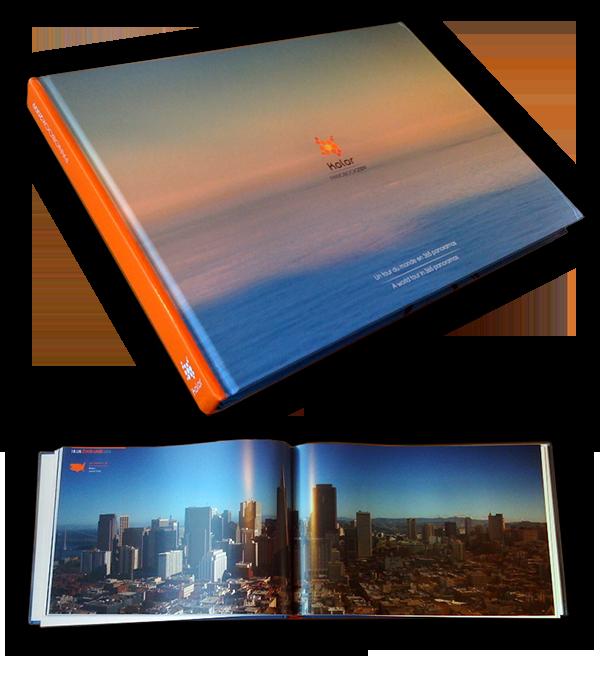 Panorama Book