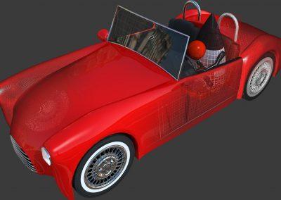 Java IoT Car