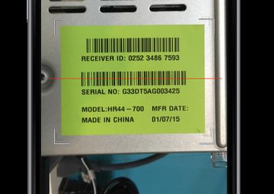 AM05 Barcode