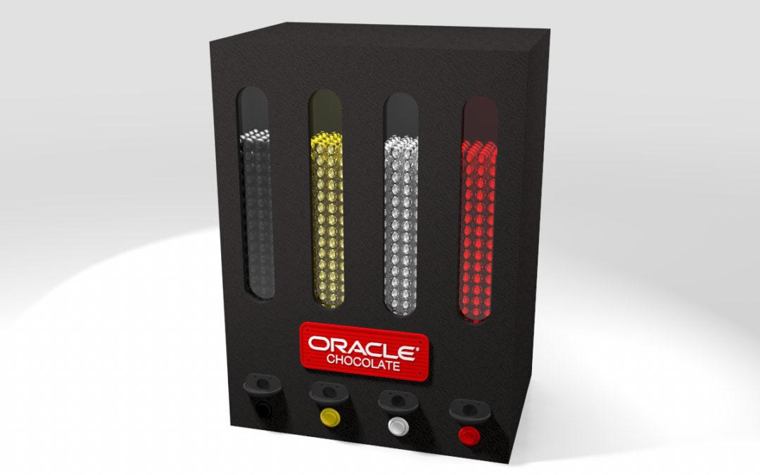 IoT Chocolate Vending Machine