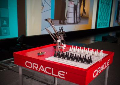 JavaOne Chess Robot