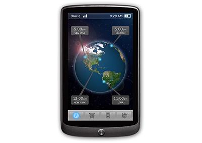 JavaFX Mobile OS