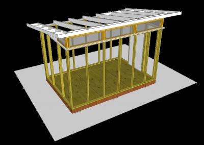 shed P3 SM